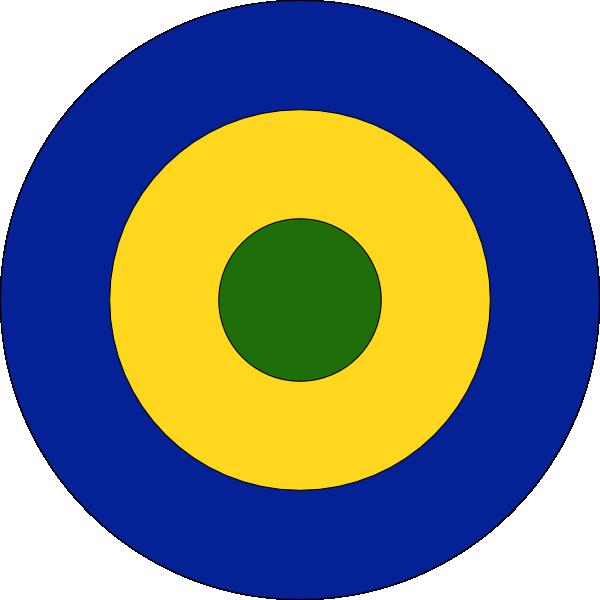 free vector Roundel Gabon clip art