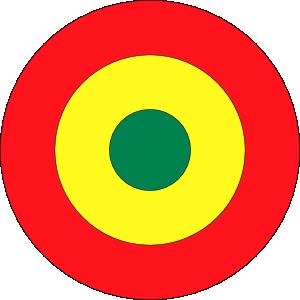 free vector Roundel Guinea clip art