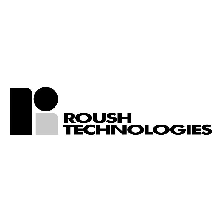 free vector Roush technologies