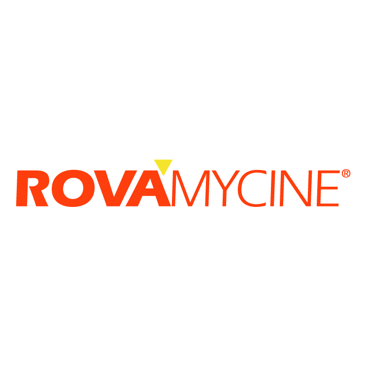 free vector Rovamycine