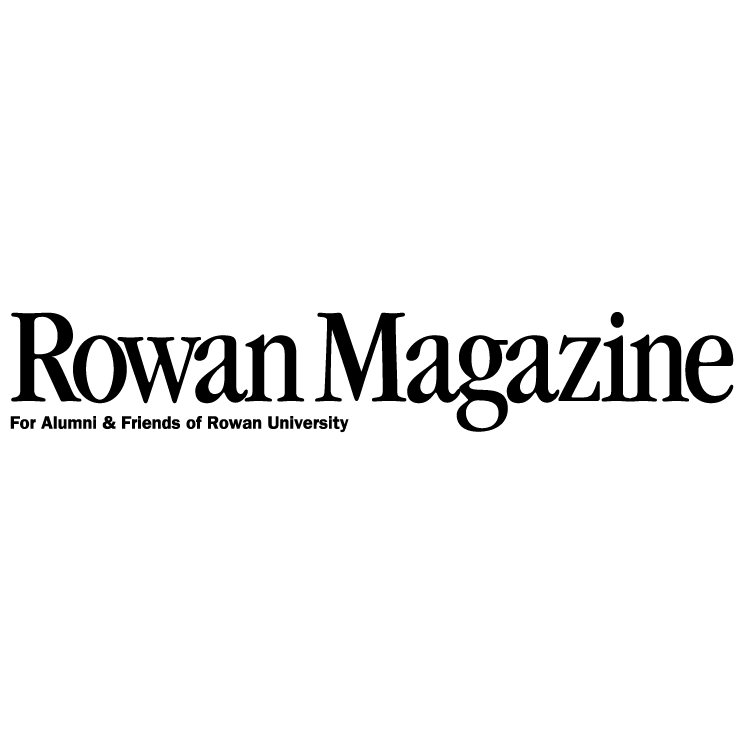 free vector Rowan magazine