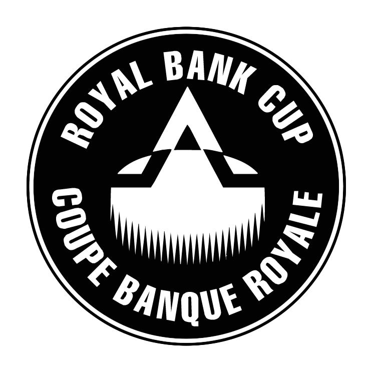 free vector Royal bank cup 0