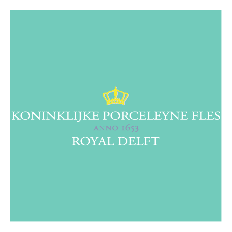 free vector Royal delft
