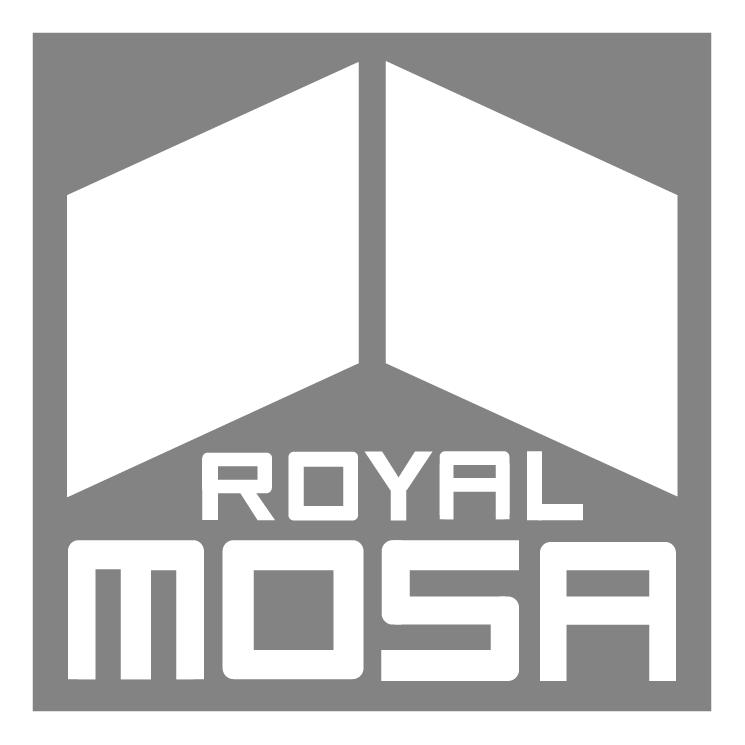 free vector Royal mosa