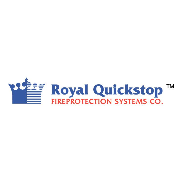 free vector Royal quickstop