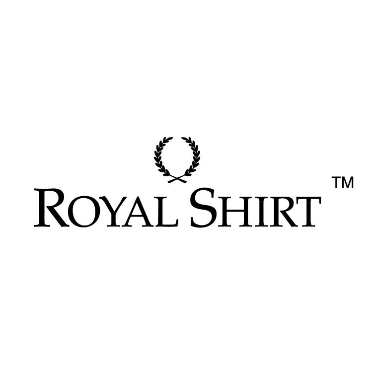 free vector Royal shirt