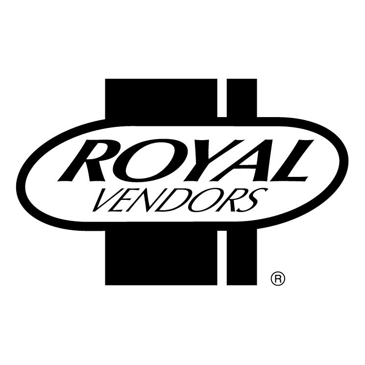 free vector Royal vendors inc 0