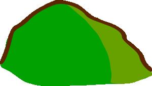 free vector Rpg Map Symbols Hill Colored clip art