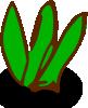 free vector Rpg Map Symbols Plant clip art