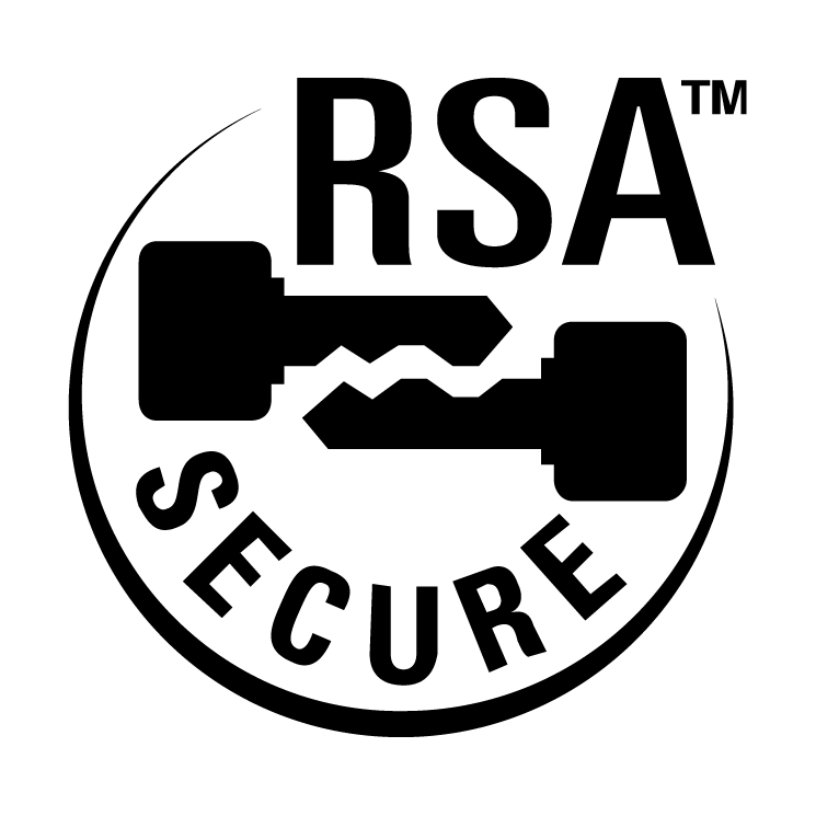 free vector Rsa secure