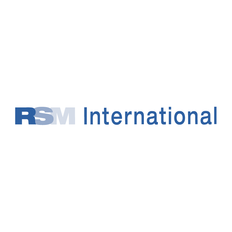 free vector Rsm international 0