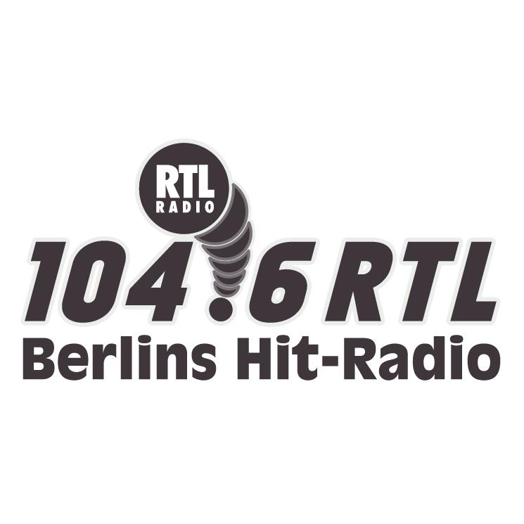 free vector Rtl radio 1046