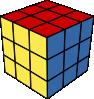 free vector Rubic Cube clip art