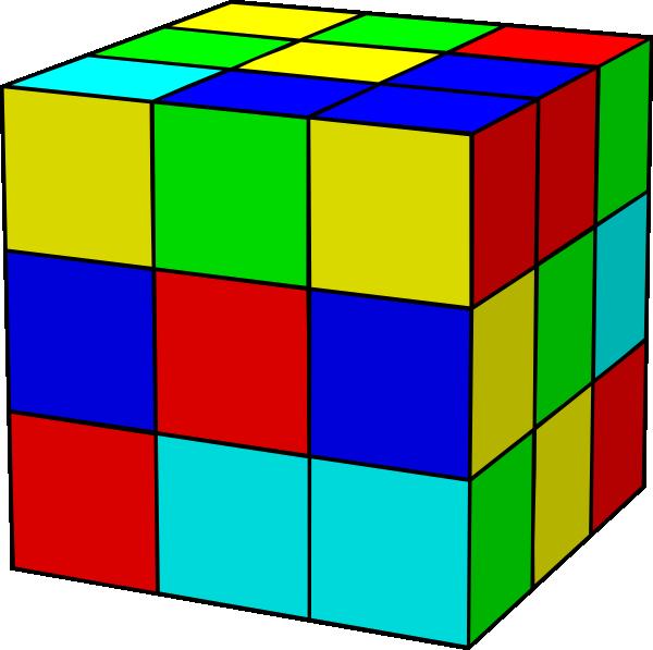 Clipart Data Cube Cube Clipart