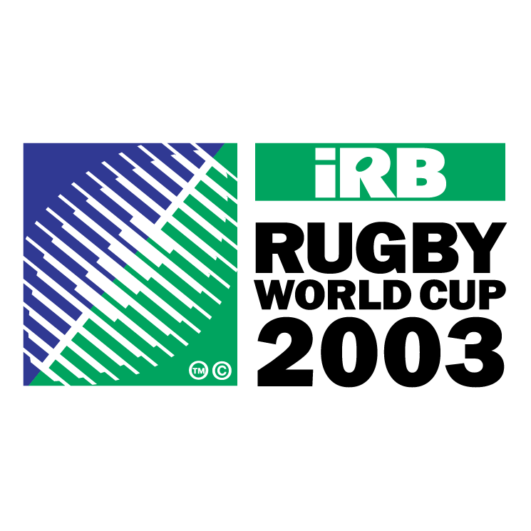 free vector Rugby world cur 2003