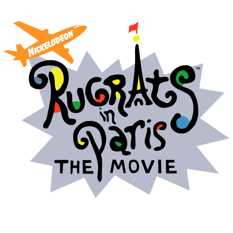 Rugrats in paris Free Vector / 4Vector