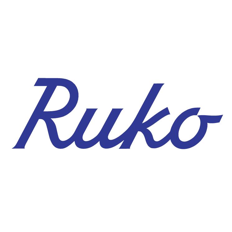 free vector Ruko