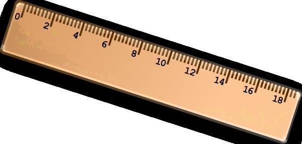 free vector Ruler clip art