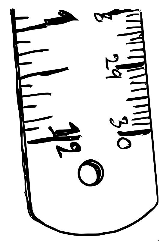 free vector Ruler