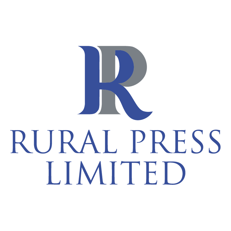 free vector Rural press limited