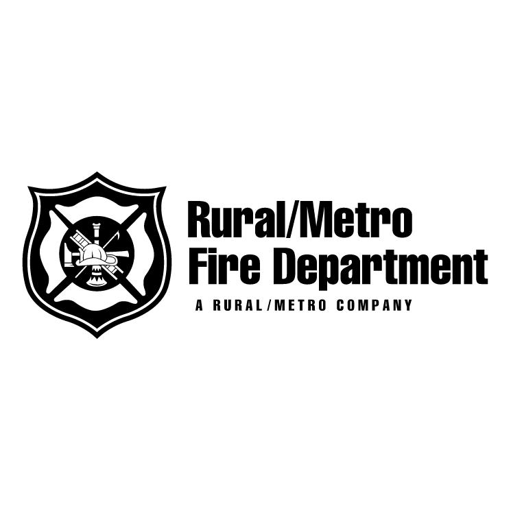 free vector Ruralmetro fire department
