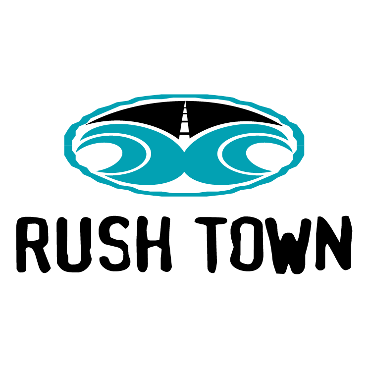 free vector Rush town