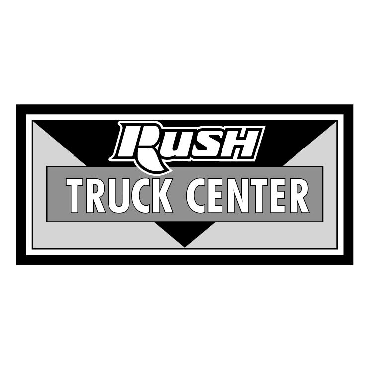 free vector Rush truck center