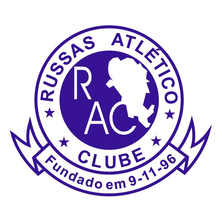 free vector Russas atletico clube de russas ce