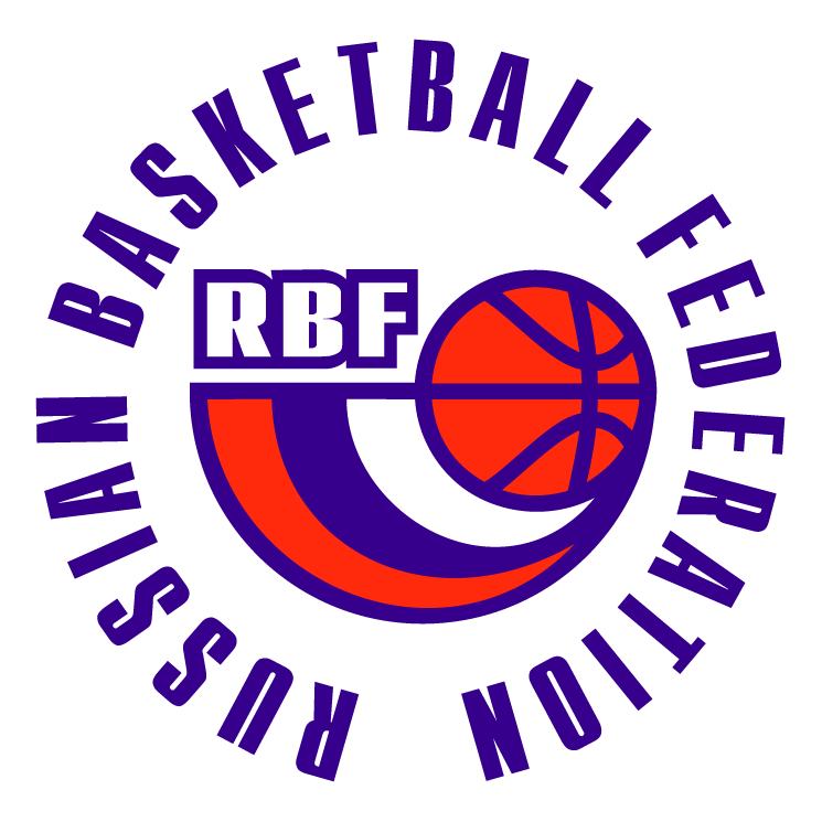 free vector Russian basketball federation 0