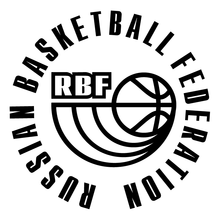 free vector Russian basketball federation 1