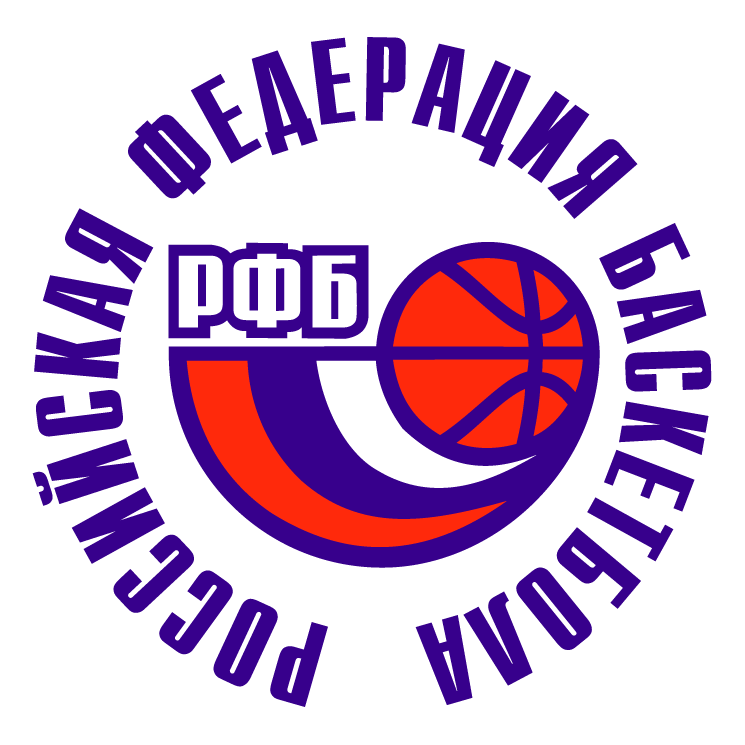 free vector Russian basketball federation