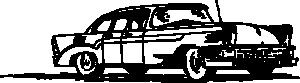 free vector Russian Car Zil clip art
