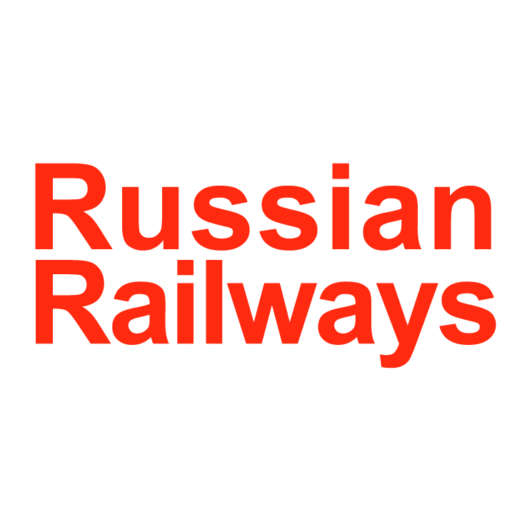 free vector Russian railways