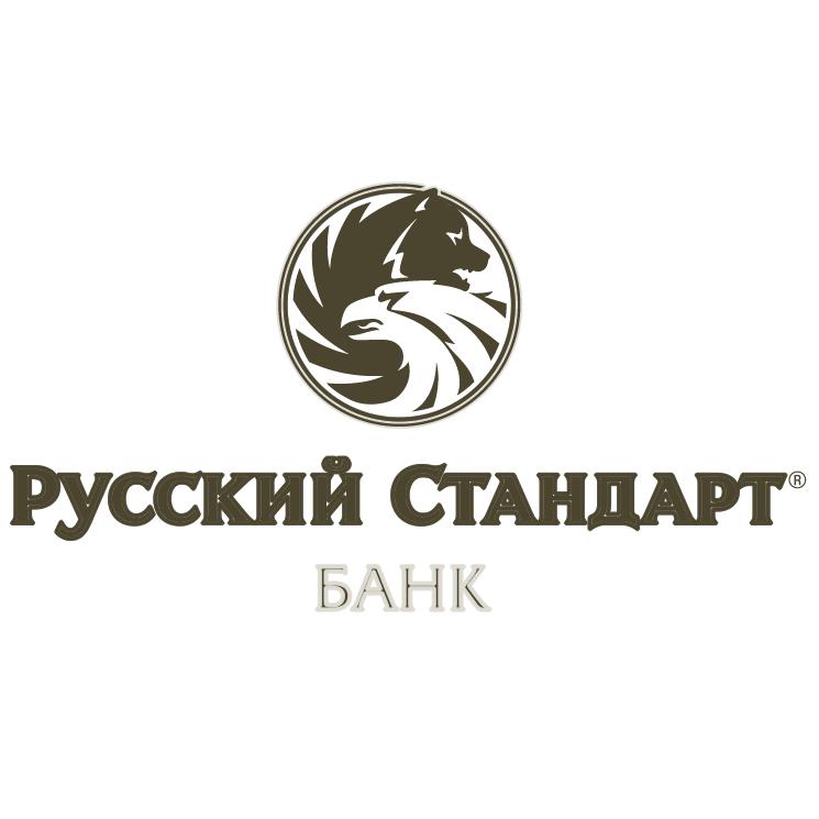 free vector Russky standart bank