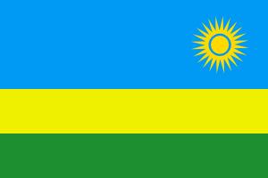 free vector Rwanda clip art