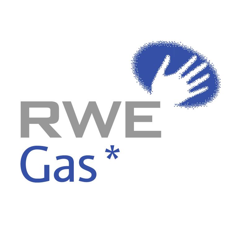 free vector Rwe gas