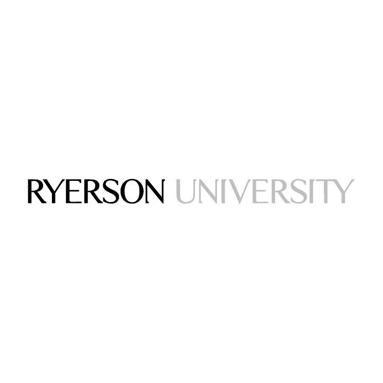 free vector Ryerson university