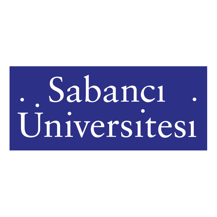 free vector Sabanci universitesi