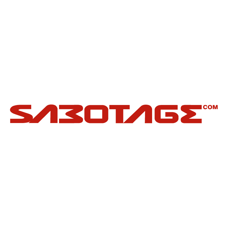 free vector Sabotage