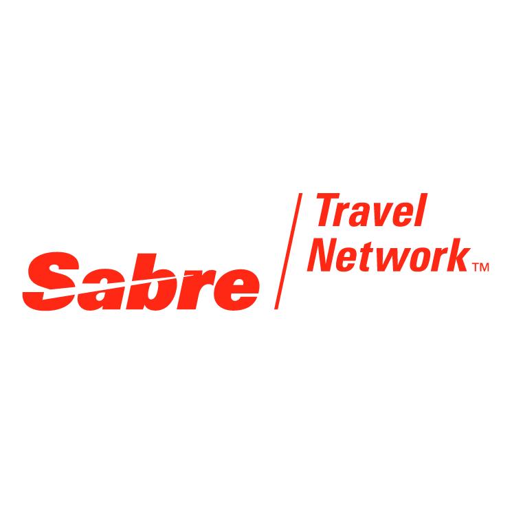 free vector Sabre travel network