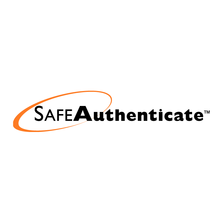 free vector Safeauthenticate
