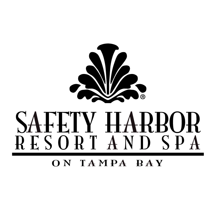 free vector Safety harbor resort spa