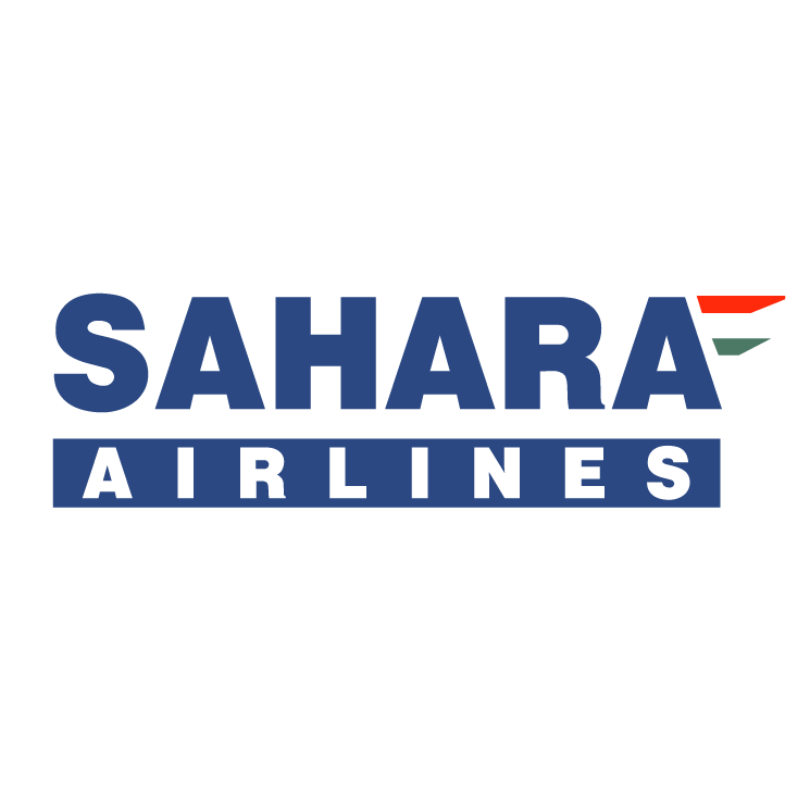 free vector Sahara airlines