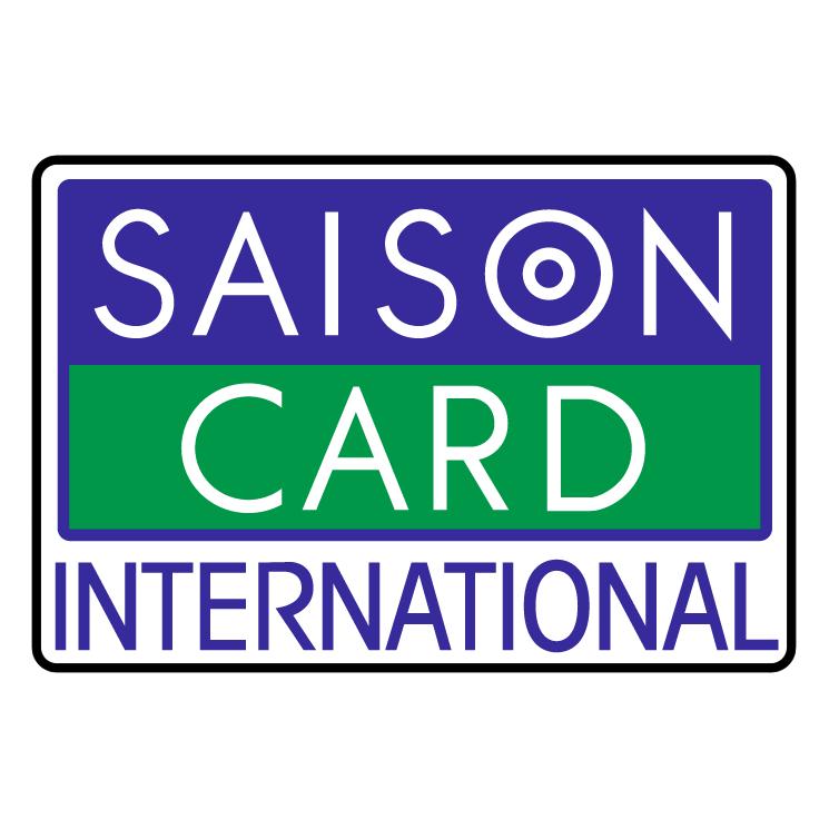 free vector Saison card