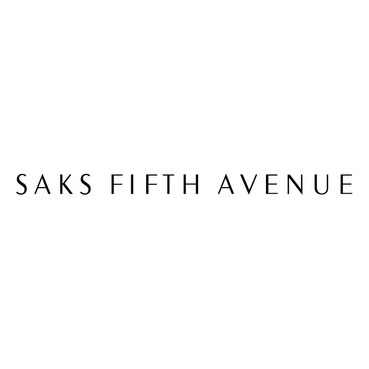 free vector Saks fifth avenue 2