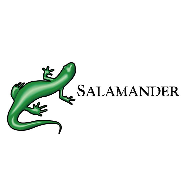 free vector Salamander 0