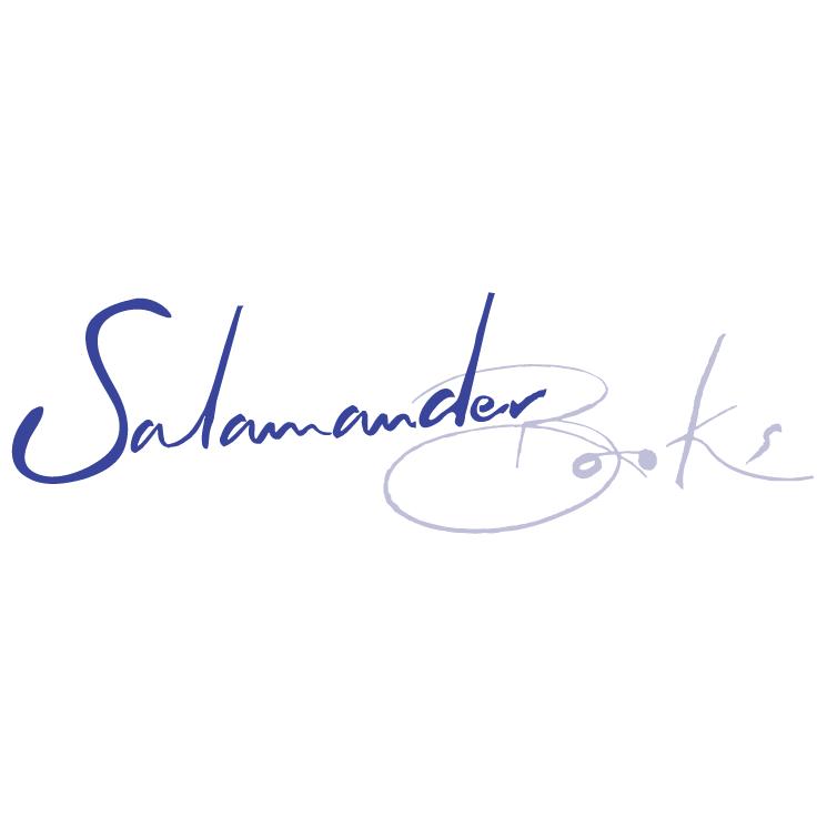 free vector Salamander books