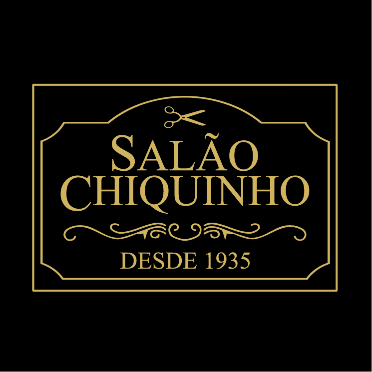 free vector Salao do chiquinho