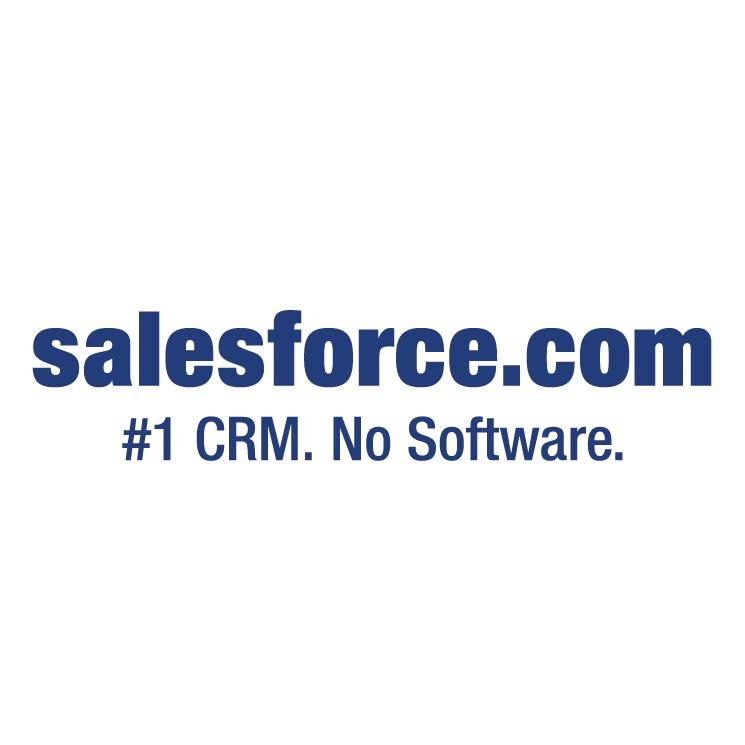 free vector Salesforcecom