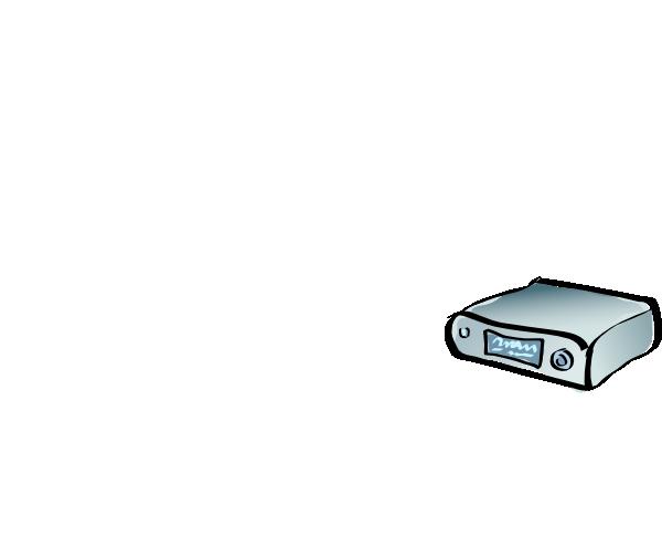 free vector Sallite clip art